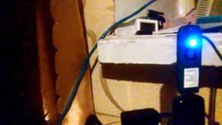 Как быстро подключается ZTE AC3633 с разъемом под антенну мобильный WiFi роутер Интертелеком