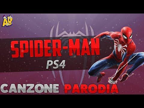 Canzone Spider-Man PS4 - (Parodia) Sigla - Pokemon