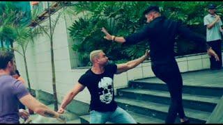 Gambar cover Las imágenes que no se vieron de la pelea entre Erick Sabater y Coto Hernández