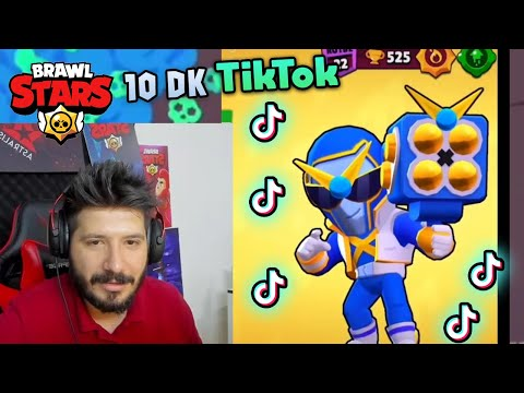 LAZ GÜLÜŞÜ - BRAWL STARS TİK TOK VİDEOLARI - YouTube