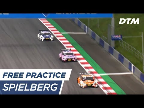 Free Practice 2 - LIVE (Deutsch) - DTM Spielberg 2017