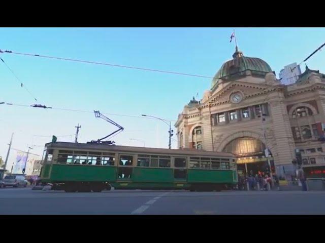 Un día en Melbourne con Gonzalo Benedetti