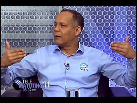 Entrevista Telematutino 11 Lic. Armanado García, Director OPTIC