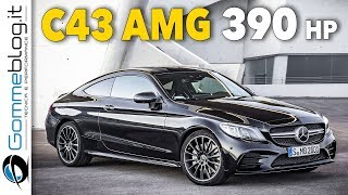 Mercedes C43 AMG Coupe INTERIOR + EXTERIOR | BETTER than AUDI S5 and BMW 440i