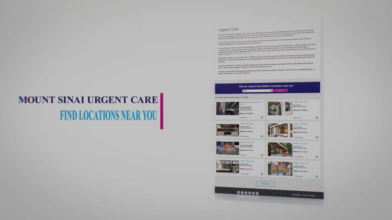 Walk-In Urgent Care