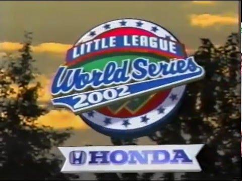 2002 LLWS (U.S Title Game)- Massachusetts vs Kentucky