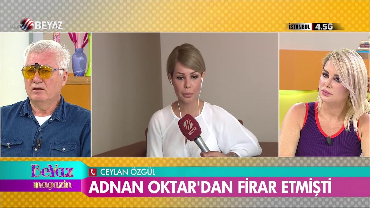 Adnan Oktar'ın abisi canlı yayında Ceylan Özgül'e şantaj ...