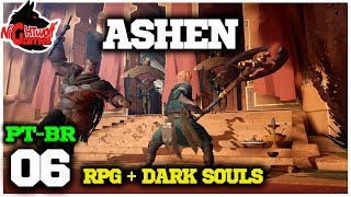 Ashen victor video