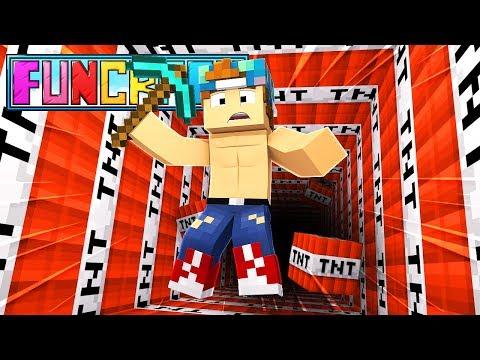 Download Youtube: MINING DISASTER! | FunCraft #3