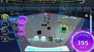 Roblox ? ¡RoBeats! [MmO Rhythm Game] Lemon Summer [VIP] (Duro) A+