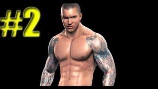 WWE Smackdown vs Raw 2010 RANDY ORTON PART 2 ROAD TO WRESTLEMANIA