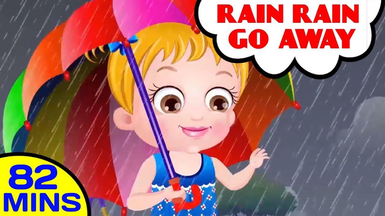 Rain Rain Go Away Songs For Kids