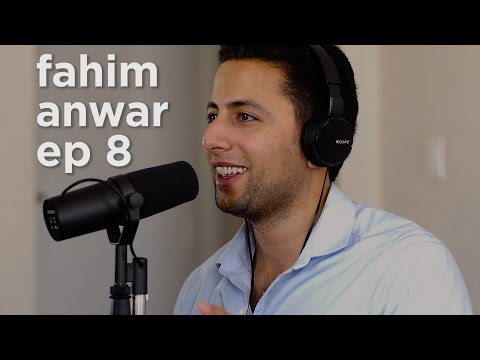 fahim anwar on working with tina fey/margot robbie and saying no to terrorist roles | ep 8