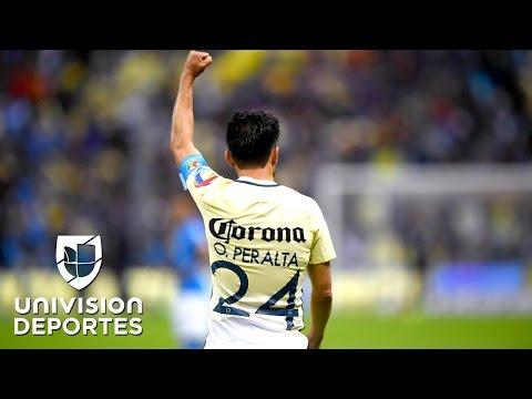 Oribe Peralta fue letal en los últimos 15 minutos de los partidos del Clausura 2017