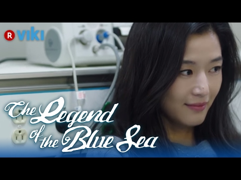 The Legend of the Blue Sea - EP 6 | Lee Min Ho Visits Jun Ji Hyun in the Hospital