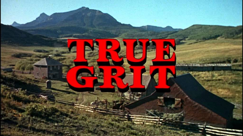 True Grit - Title Song - YouTube