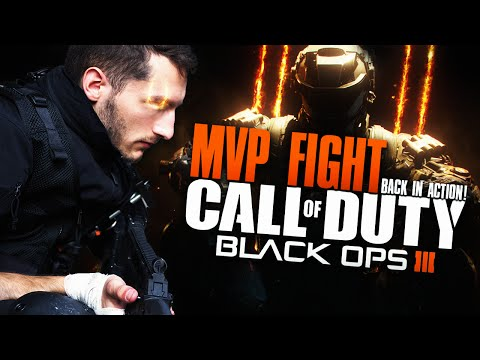 BLACK OPS III - Back in Action! | MVP FIGHT w/Gabbo,Zamp,Frax