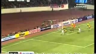 Vietnam vs Malaysia (AFF Suzuki Cup 2010 - Semi-final 1 Leg 2)