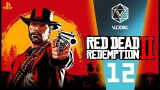 Day 12. Red Dead Redemption 2 Stream. Treasure hunting