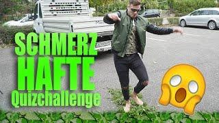 Schmerzhafte Quiz Challenge | mit Barid und Shpendi| inscope21