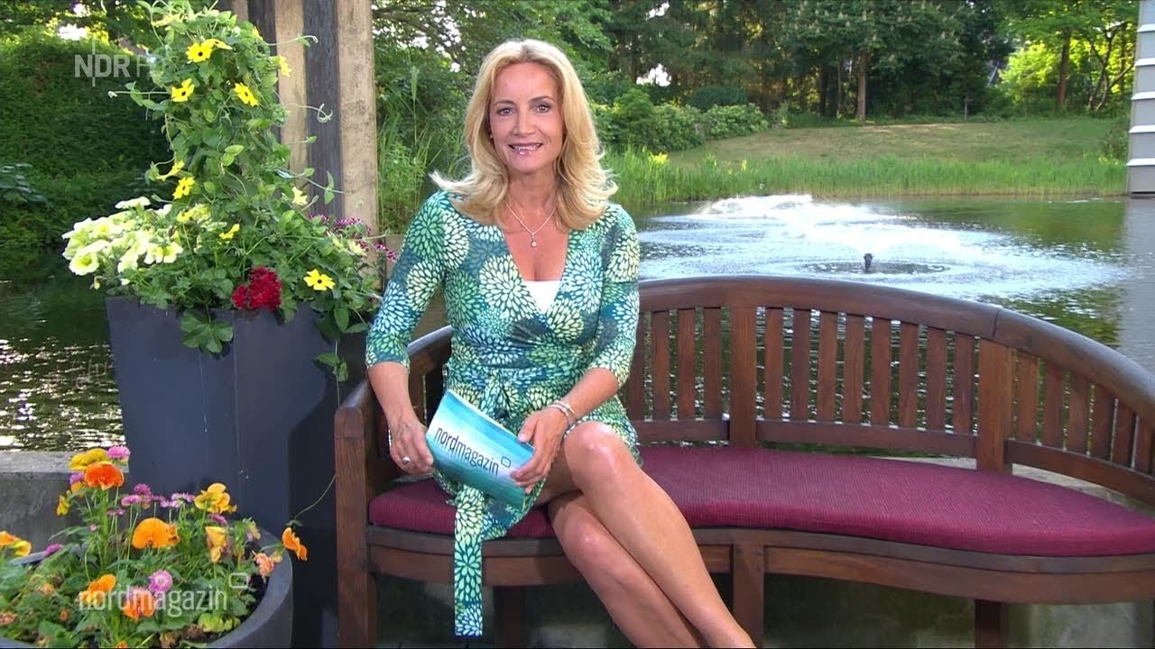 Nordmagazin Moderatorin Birgit Keller