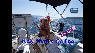Sailing Kejstral Adventures S04E06 Samos