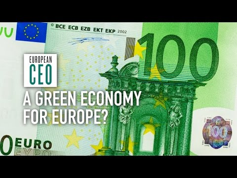 Ska Keller: green policy can 'absolutely' turn around Europe's economy | European CEO Videos