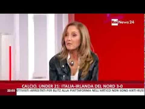 "Rita Rocca Rai News 24 - regista di ""Eu-daymonia - stay in the happy-net"""