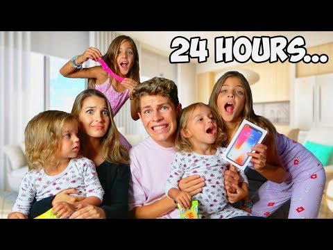 BECOMING PARENTS FOR 24 HOURS!! Ft. Lexi Rivera
