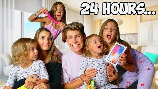 BECOMING PARENTS FOR 24 HOURS!! Ft. Lęxi Rivera