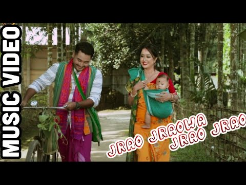 Jrao Jraowa Jrao Jrao || Ft. Lingshar, Riya & Bitharai || Bodo Music Video 2018