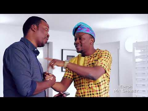Video (skit): Ushbebe in London – Hey Bro