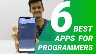 Best Apps for Programmers