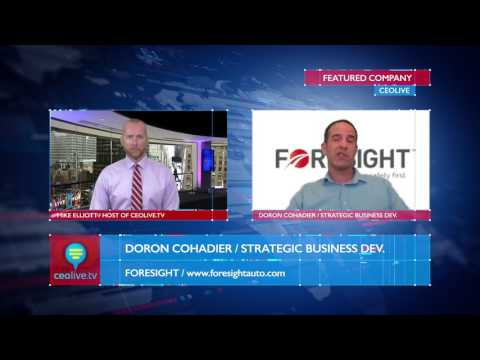 Foresight ($FRSX) Revolutionizes ADAS Industry with 3-D Camera System