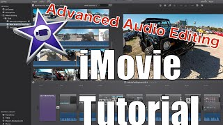 How to Edit Audio with Apple iMovie