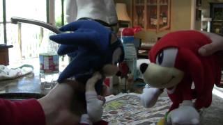 Sonic Plush Adventures-Invisible