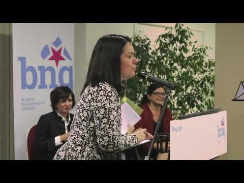 Videoresumo da presentación da candidatura do BNG en Tui