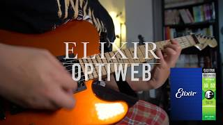 Elixir Optiweb , How it sounds in 4 Weeks ?