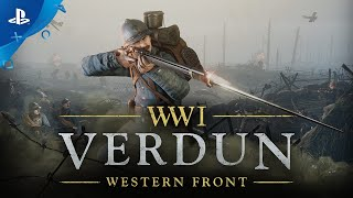 Verdun - Launch Trailer | PS4