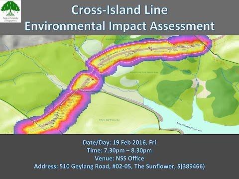 Talk: Cross-Island Line Environmental Impact Assessment
