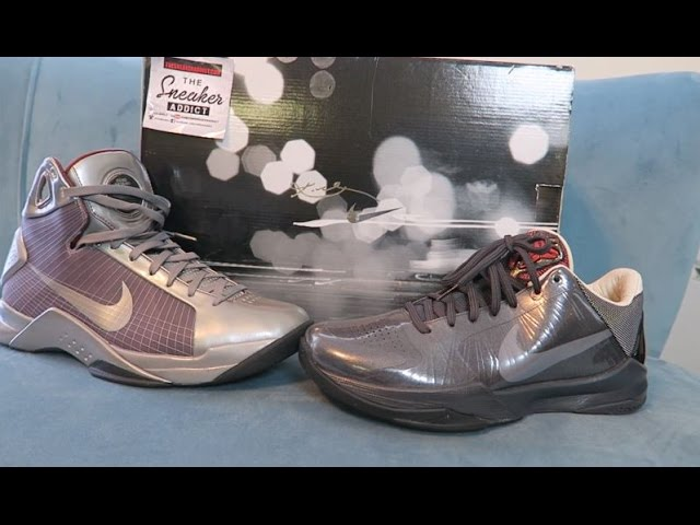 Kobe Bryant X Aston Martin Nike Sneaker Pack Mambaout Youtube