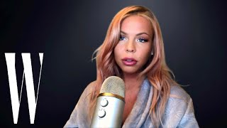 ASMR | RECREATING CARDI B EXPLORES ASMR VIDEO | W MAGAZINE