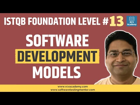 Module2-Session 1: Software Development Models - ISTQB CTFL Training