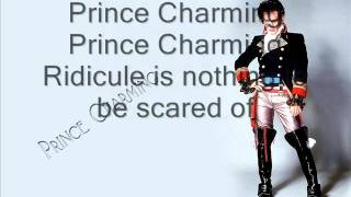 Adam and the Ants - Prince Charming Lyrics