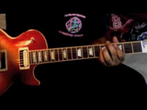 Slash's Snakepit - Been There Lately (guitar cover FULL song)