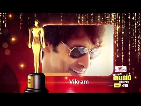 The Complete Actor Vikram | Mirchi music awards south 2015