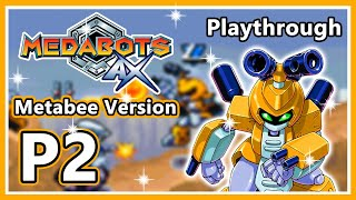 Medabots AX - Metabee Version - Part 2 (HD 1080p)