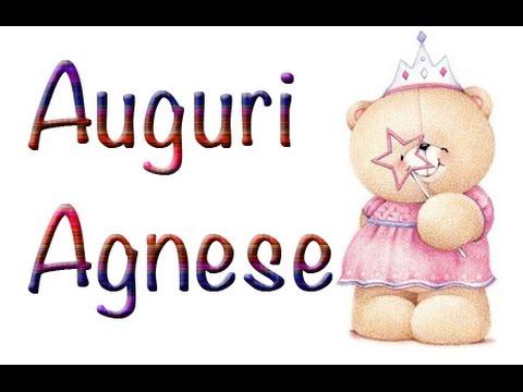 Buon Onomastico Agnese Wwwpicswecom