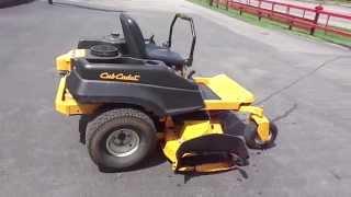 54 cub cadet rzt zero turn lawn mower 24 hp kawasaki