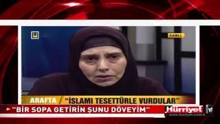 BİR SOPA GETİRİN ŞUNU DÖVEYİM    Hürriyet TV Haber